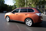 Mitsubishi Outlander 220 DI-D 150 CV 4WD Gama Outlander Todo terreno Copper Radiant Exterior Lateral-Posterior 5 puertas