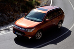 Mitsubishi Outlander 220 DI-D 150 CV 4WD Gama Outlander Todo terreno Copper Radiant Exterior Frontal-Lateral-Cenital 5 puertas