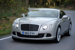 Bentley Continental GT Speed 625 CV Speed 625 CV Coup&eacute; White Sand Exterior Frontal-Lateral 2 puertas