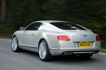 Bentley Continental GT Speed 625 CV Speed 625 CV Coup&eacute; White Sand Exterior Lateral-Posterior 2 puertas