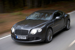 Bentley Continental GT Speed 625 CV Speed 625 CV Coup&eacute; Anthracite Exterior Frontal-Lateral 2 puertas