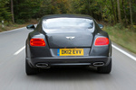 Bentley Continental GT Speed 625 CV Speed 625 CV Coup&eacute; Anthracite Exterior Posterior 2 puertas