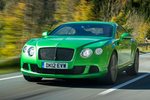 Bentley Continental GT Speed 625 CV Speed 625 CV Coup&eacute; Apple Green Exterior Frontal-Lateral 2 puertas