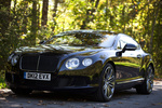 Bentley Continental GT Speed 625 CV Speed 625 CV Coup&eacute; Onyx Exterior Frontal-Lateral 2 puertas