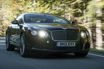 Bentley Continental GT Speed 625 CV Speed 625 CV Coup&eacute; Onyx Exterior Frontal 2 puertas