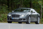 Bentley Continental GT Speed 625 CV Speed 625 CV Coup&eacute; Hallmark Exterior Frontal-Lateral 2 puertas