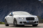 Bentley Continental GT Speed 625 CV Speed 625 CV Coup&eacute; Arctica Exterior Lateral-Frontal 2 puertas