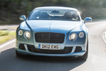 Bentley Continental GT Speed 625 CV Speed 625 CV Coup&eacute; Silver Lake Exterior Frontal 2 puertas