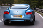 Bentley Continental GT Speed 625 CV Speed 625 CV Coup&eacute; Silver Lake Exterior Posterior 2 puertas