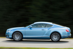 Bentley Continental GT Speed 625 CV Speed 625 CV Coup&eacute; Silver Lake Exterior Lateral 2 puertas