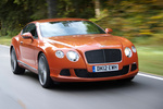 Bentley Continental GT Speed 625 CV Speed 625 CV Coup&eacute; Burnt Orange Exterior Lateral-Frontal 2 puertas