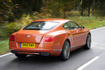 Bentley Continental GT Speed 625 CV Speed 625 CV Coup&eacute; Burnt Orange Exterior Posterior-Lateral 2 puertas