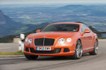 Bentley Continental GT Speed 625 CV Speed 625 CV Coup&eacute; Burnt Orange Exterior Frontal-Lateral 2 puertas