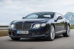 Bentley Continental GT Speed 625 CV Speed 625 CV Coup&eacute; Dark Sapphire Exterior Frontal-Lateral 2 puertas