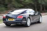 Bentley Continental GT Speed 625 CV Speed 625 CV Coup&eacute; Dark Sapphire Exterior Posterior-Lateral 2 puertas