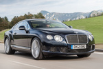 Bentley Continental GT Speed 625 CV Speed 625 CV Coup&eacute; Dark Sapphire Exterior Lateral-Frontal 2 puertas