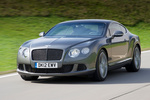 Bentley Continental GT Speed 625 CV Speed 625 CV Coup&eacute; Granite Exterior Frontal-Lateral 2 puertas