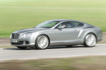Bentley Continental GT Speed 625 CV Speed 625 CV Coup&eacute; Granite Exterior Lateral 2 puertas