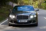 Bentley Continental GT Speed 625 CV Speed 625 CV Coup&eacute; Granite Exterior Frontal 2 puertas