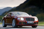 Bentley Continental GT Speed 625 CV Speed 625 CV Coup&eacute; Rubino Red Exterior Lateral-Frontal 2 puertas