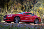 Bentley Continental GT Speed 625 CV Speed 625 CV Coup&eacute; St James Red Exterior Frontal 2 puertas