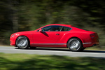 Bentley Continental GT Speed 625 CV Speed 625 CV Coup&eacute; St James Red Exterior Lateral 2 puertas