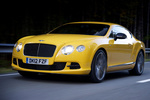 Bentley Continental GT Speed 625 CV Speed 625 CV Coup&eacute; Continental Yellow Exterior Lateral-Frontal 2 puertas
