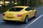 Bentley Continental GT Speed 625 CV Speed 625 CV Coup&eacute; Continental Yellow Exterior Posterior-Lateral 2 puertas