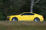 Bentley Continental GT Speed 625 CV Speed 625 CV Coup&eacute; Continental Yellow Exterior Lateral 2 puertas