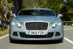 Bentley Continental GT Speed 625 CV Speed 625 CV Coup&eacute; Extreme Silver Exterior Frontal 2 puertas