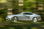 Bentley Continental GT Speed 625 CV Speed 625 CV Coup&eacute; Extreme Silver Exterior Lateral 2 puertas