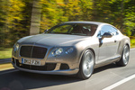 Bentley Continental GT Speed 625 CV Speed 625 CV Coup&eacute; Extreme Silver Exterior Frontal-Lateral 2 puertas