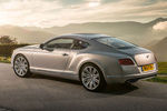 Bentley Continental GT Speed 625 CV Speed 625 CV Coup&eacute; Extreme Silver Exterior Lateral-Posterior 2 puertas