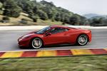 Ferrari 458 458 Spider Gama 458 Spider Descapotable Rojo Scuderia Exterior Lateral 2 puertas