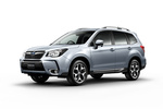 Subaru Forester 2.0 XT 240 CV Executive Plus Todo terreno Ice Silver Metallic Exterior Frontal-Lateral 5 puertas