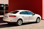 Renault Fluence Gama Fluence Gama Fluence Turismo Exterior Posterior-Lateral 4 puertas