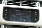 Land Rover Range Rover Gama Range Rover Gama Range Rover Todo terreno Interior Navegador 5 puertas