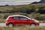 Renault Clio Energy dCi 90 S Dynamique Turismo Flamme Red Exterior Lateral 5 puertas