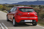 Renault Clio Energy dCi 90 S Dynamique Turismo Flamme Red Exterior Posterior-Lateral 5 puertas