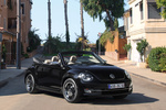 Volkswagen Beetle Gama Beetle 50s Edition Descapotable Negro Monochrome Exterior Frontal-Lateral 2 puertas