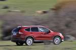 Honda CR-V 2.2 i-DTEC 150 CV Lifestyle Todo terreno Rojo Pasi&oacute;n Perlado Exterior Posterior-Lateral 5 puertas