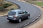 Mitsubishi Outlander 220 DI-D 150 CV 4WD Motion Todo terreno Gris Titanium Exterior Posterior-Lateral-Cenital 5 puertas