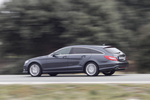 Mercedes-Benz Clase CLS CLS Shooting Brake 350 CDI BlueEFFICIENCY 265 CV CLS Shooting Break Turismo familiar Gris Tenorita Metalizado Exterior Lateral 5 puertas