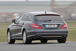 Mercedes-Benz Clase CLS CLS Shooting Brake 350 CDI BlueEFFICIENCY 265 CV CLS Shooting Break Turismo familiar Gris Tenorita Metalizado Exterior Lateral-Posterior 5 puertas