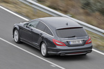 Mercedes-Benz Clase CLS CLS Shooting Brake 350 CDI BlueEFFICIENCY 265 CV CLS Shooting Break Turismo familiar Gris Tenorita Metalizado Exterior Posterior-Lateral-Cenital 5 puertas