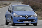 Renault Clio TCe 90 S Dynamique Turismo Azul Trendy Exterior Frontal-Lateral 5 puertas