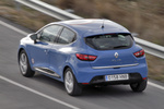 Renault Clio TCe 90 S Dynamique Turismo Azul Trendy Exterior Posterior-Lateral-Cenital 5 puertas
