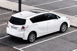 Toyota Verso Gama Verso Gama Verso Monovolumen Pearl White Exterior Posterior-Cenital 5 puertas
