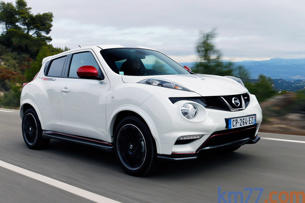 Enterprise Car Rental Nissan Juke