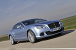Bentley Continental GT Speed 625 CV Speed 625 CV Coup&eacute; Exterior Frontal-Lateral 2 puertas